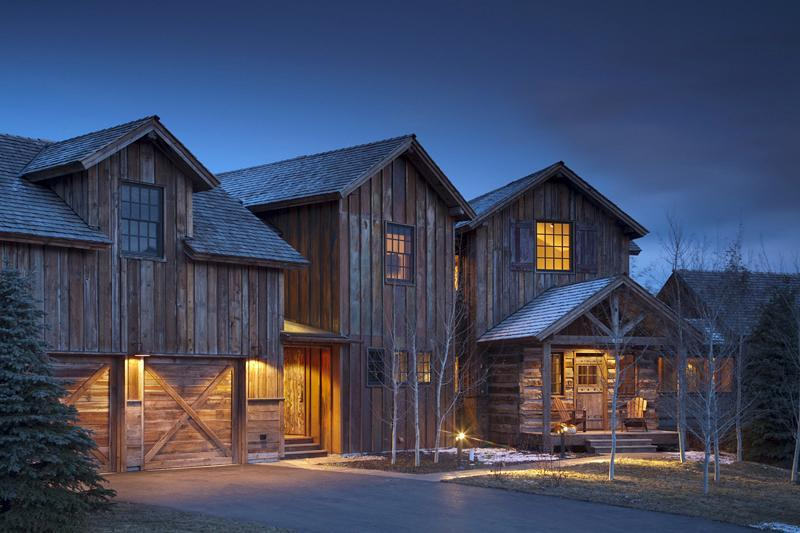 Handsome Shooting Star Cabin 15 - Shooting Star Cabin Number 16 - Teton Village - rentals