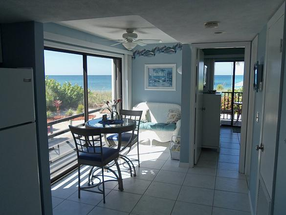 Gulf Front #121 - Image 1 - Englewood - rentals