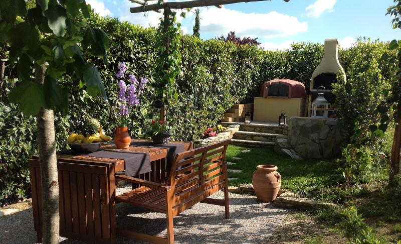 pergola - Charming Country house Fiesole (Florence, Italy) - Florence - rentals