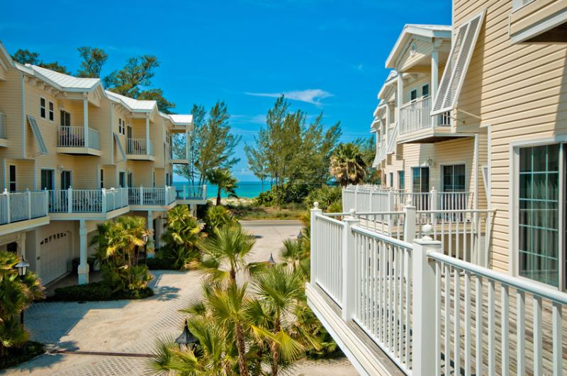 this are truly steps to the beach - NEW RENOVATED OCEANVIEW HOUSE on Anna Maria Island - Bradenton Beach - rentals