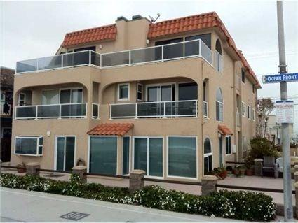 Beachfront Breeze - Image 1 - San Diego - rentals
