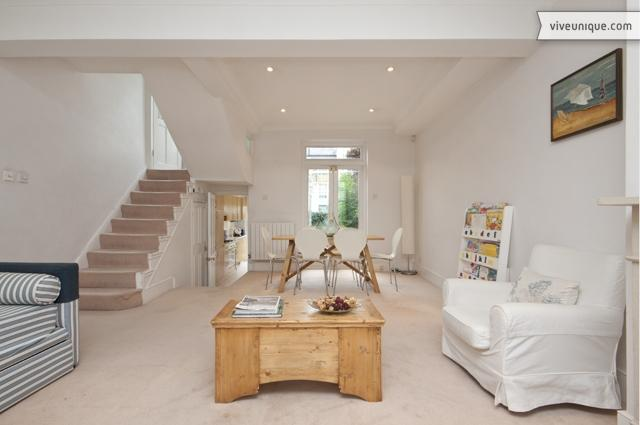 Charming 3 Bedroom House, Hillgate St, Notting Hill - Image 1 - London - rentals