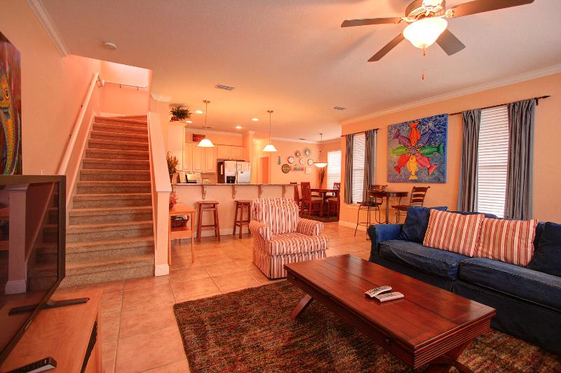 Betting On The Sun - Book Online!  3 Bdrm/ 3 Ba in Villages of Crystal Beach! Book Now! Buy 3 Nights or More Get One FREE! - Image 1 - Destin - rentals