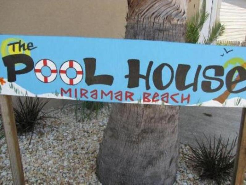 The Pool House - Book Online!  LOW FALL RATES! BOOK NOW! - Image 1 - Miramar Beach - rentals