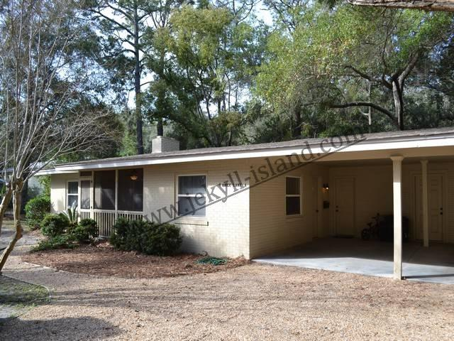 MILLICAN SOUTH-A - Image 1 - Jekyll Island - rentals