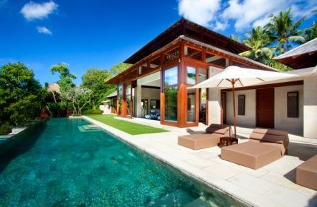 Poolside - VILLA CHAMPUHAN - Luxury in a Tropical Forest - Tabanan - rentals