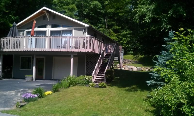 Moose Haven - Lake Placid Village - Image 1 - Lake Placid - rentals