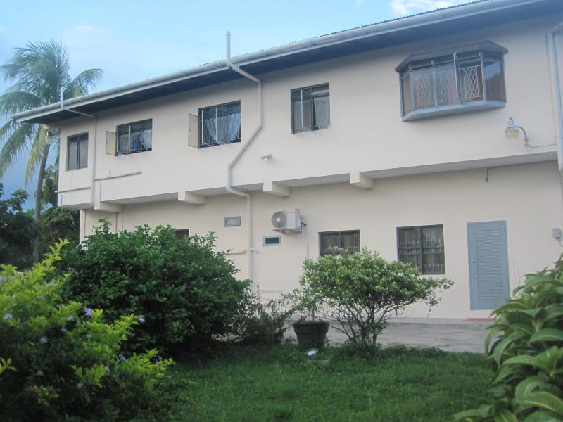 Chateau Guillaumme side view - Chateau Guillaumme Comfort Zone Bed and Breakfast - Arima - rentals