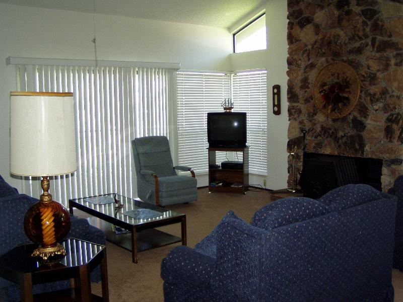 510 PLUMAS PINES GOLF RESORT VILLA 2 BEDROOM - Image 1 - Blairsden - rentals