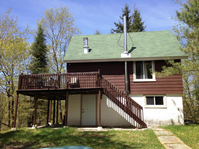 Beautiful chalet close to Cammac and MontTremblant - Image 1 - Quebec - rentals