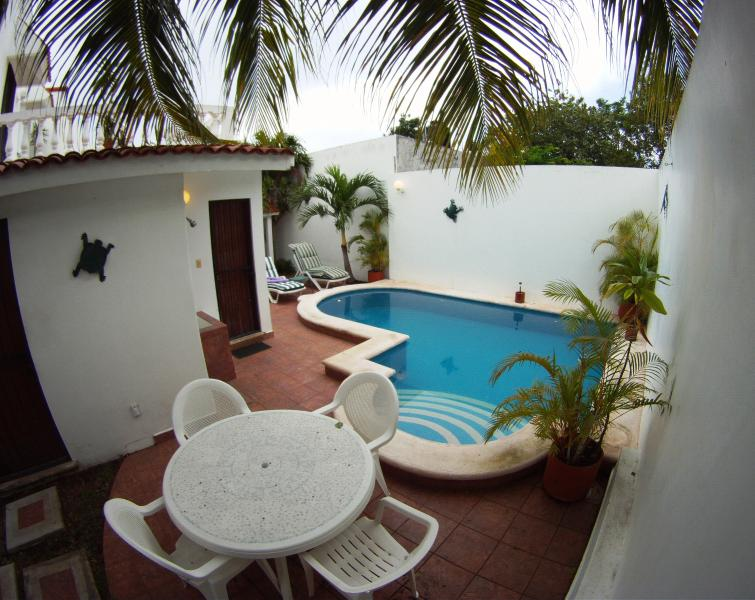 Casa Suzana's Private Paradise!  - Casa Suzana - In town with private pool! - Cozumel - rentals