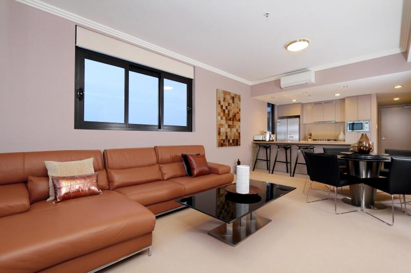 Lounge/Kitchen - Brand New Executive Style Living! - Sydney Olympic Park - rentals