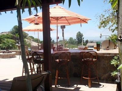 Back Patio for great outdoor fun - Feels Like a Resort with Awesome Ocean Views - Carlsbad - rentals
