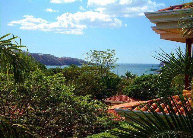Spectacular views, steps away from the beach - Villa 4 Las Brisas-Award Winner! Free 7th Night* - Playa Hermosa - rentals