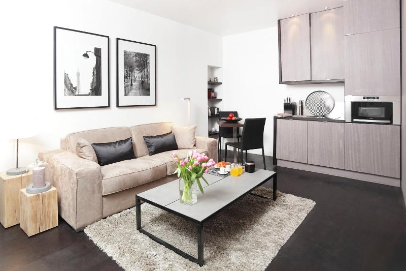 LUXURY ONE BEDROOM APARTMENT AT LE LOUVRE - Image 1 - 2nd Arrondissement Bourse - rentals