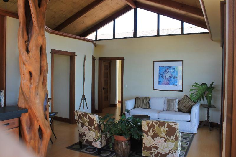 Private Custom House on 33 Acres in Kula! - Image 1 - Kula - rentals