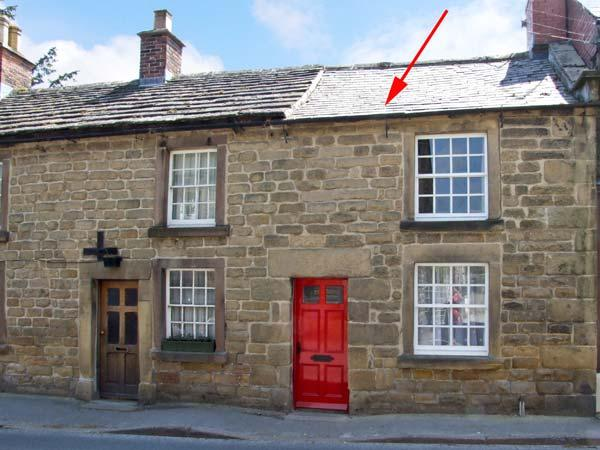 BEECH COTTAGE, Grade II listed cottage with woodburner, romantic retreat in National Park, in Youlgreave Ref 16841 - Image 1 - Youlgreave - rentals
