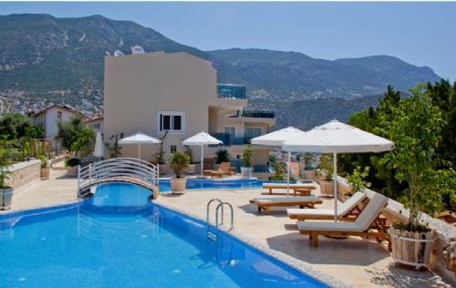 Asfiya Retreat Apartments - Kugu (9) - Image 1 - Kalkan - rentals