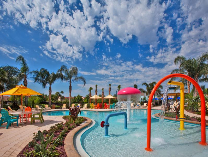 Runaway Beach Club Pool - Runaway Beach Club One Bedroom Villa - Kissimmee - rentals