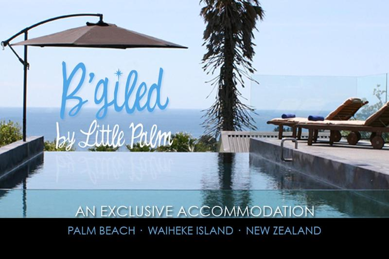 B'giled by Little Palm - Image 1 - Waiheke Island - rentals