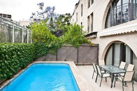 Private pool - Amazing 2 bdr in front of Mamilla - private pool! - Jerusalem - rentals