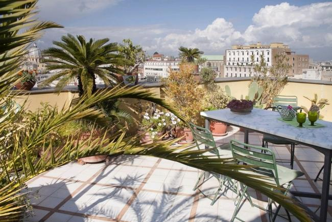 Spacious apt with terrace on the bay of Naples - Image 1 - Naples - rentals