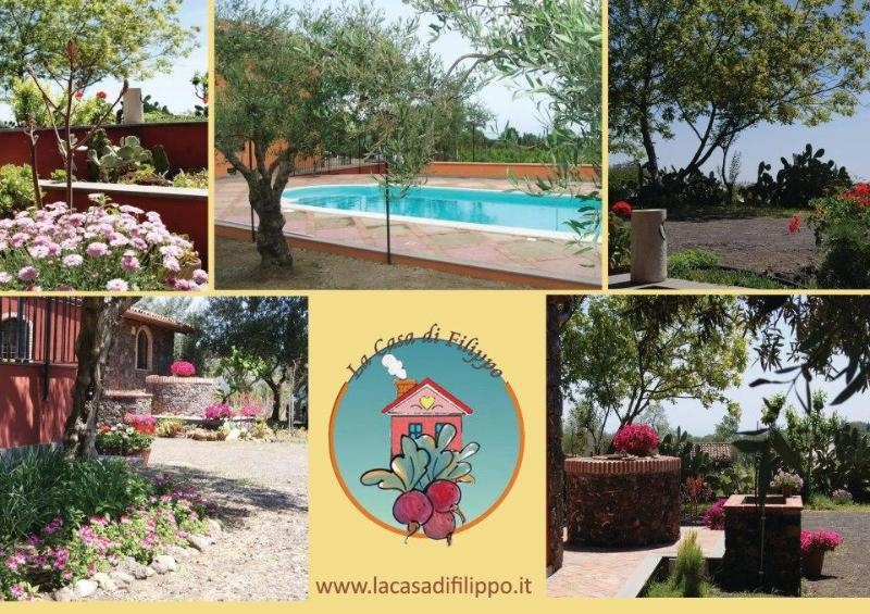 Photo Gallery - La Casa di Filippo - Linguaglossa - rentals