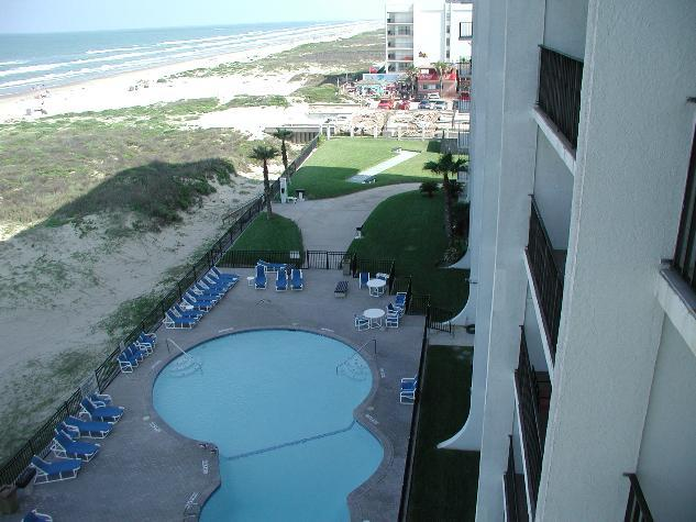 1203 OCEAN VISTA -2 Bedroom/2 bath beachfront condo - Image 1 - South Padre Island - rentals