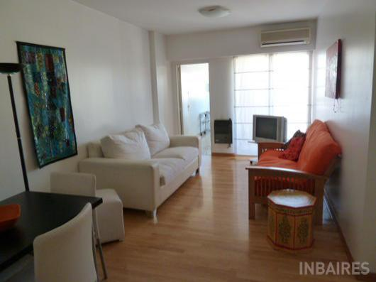 Living Room - Amazing 1 bedroom apartment in Palermo - Buenos Aires - rentals