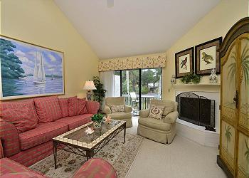 6 Turtle Lane Club | Sea Pines Plantation Villa Rental | Hilton Head Island - Image 1 - Hilton Head - rentals