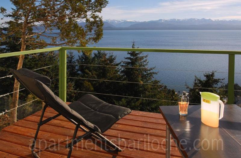 Amazing Lake view with 2 bedrooms & Balcony (AT5)! - Image 1 - San Carlos de Bariloche - rentals
