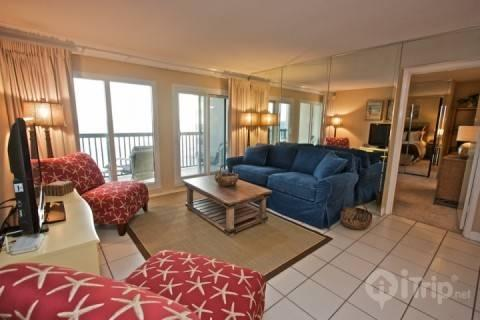 Pinnacle Port C1-302 - Image 1 - Panama City Beach - rentals