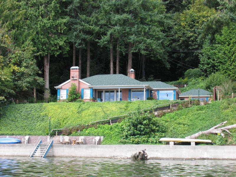 Our Home View from the Water - Get Away to the Beach! - Olympia - rentals