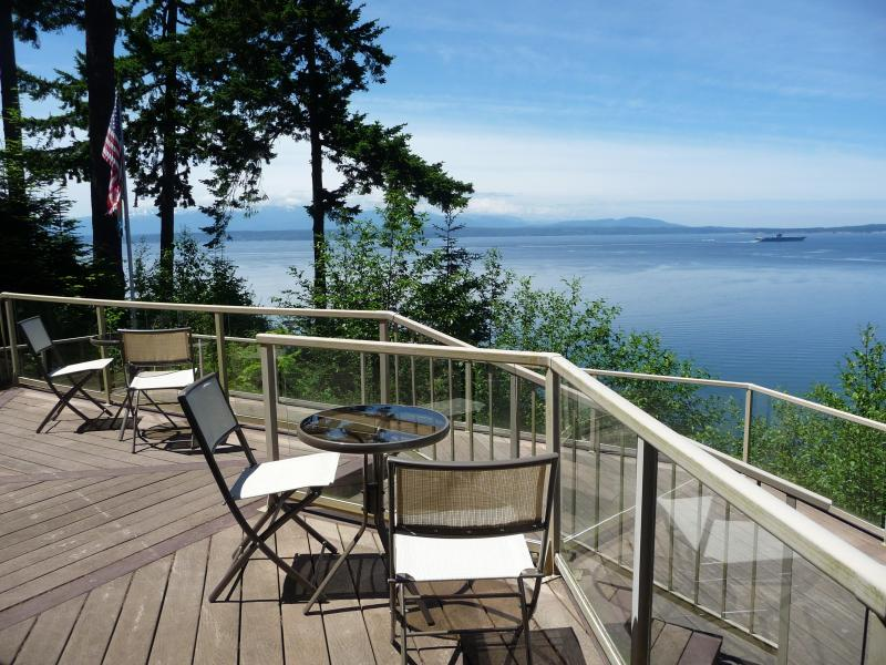Amazing views! - Seascapes Lodge on Mutiny Bay - Freeland - rentals