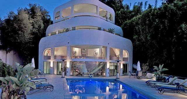 VILLA TITANIC...BEVERLY HILLS SHIP MANSION ESTATE - Image 1 - Beverly Hills - rentals