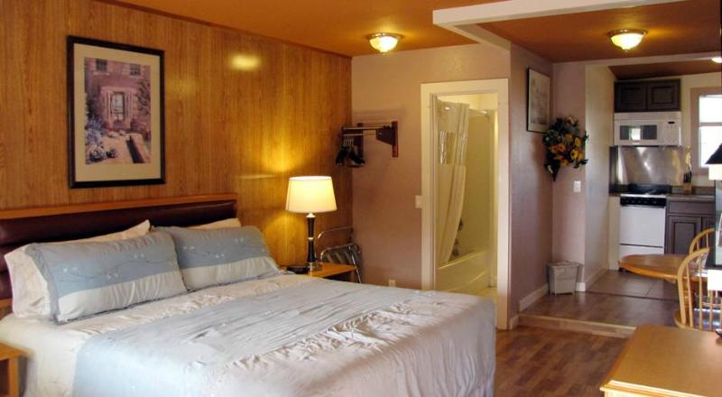 Get Away Suite at The Coast Inn - Image 1 - Fort Bragg - rentals