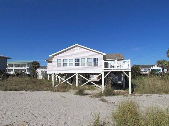 "306 Palmetto Blvd - ""Bridges to the Sea"" - Image 1 - Edisto Beach - rentals"