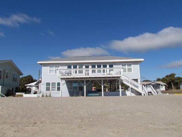 "412 Palmetto Blvd - ""Her Fault -Whole"" - Image 1 - Edisto Beach - rentals"
