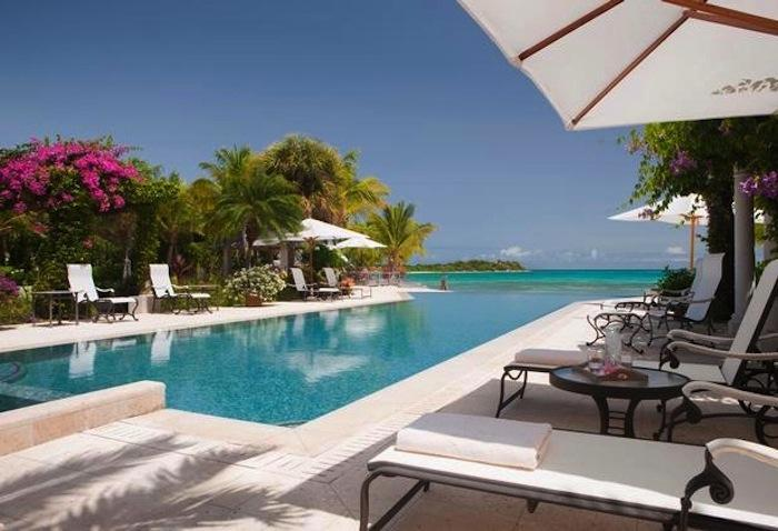 Luxury 5 bedroom Jumby Bay Resort villa. Overlooking the beautiful white coral sands of Pasture Bay! - Image 1 - Antigua and Barbuda - rentals