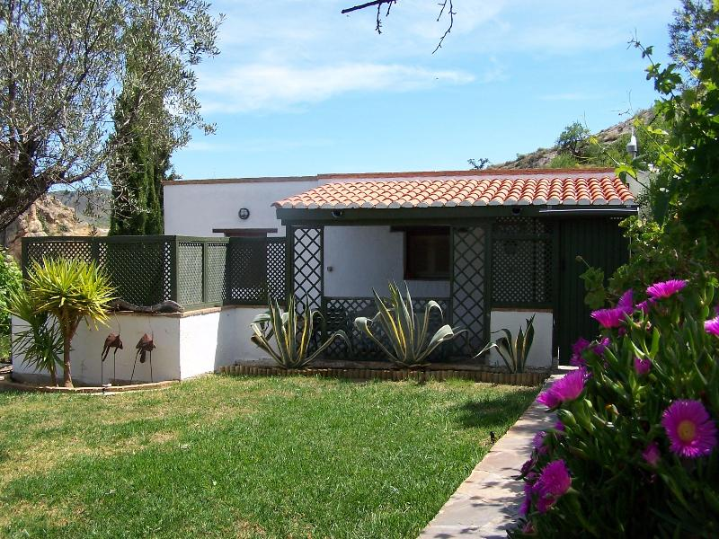 Casita Musica - Farmhouse Cottage on 2 acre Andalucian Finca - Lubrin - rentals