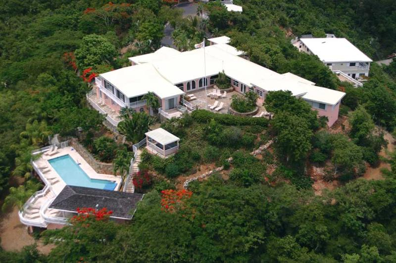 L'Esperance at Flag Hill, South Side St. Thomas - Ocean View, Pool, Tradewinds - Image 1 - Flag Hill - rentals