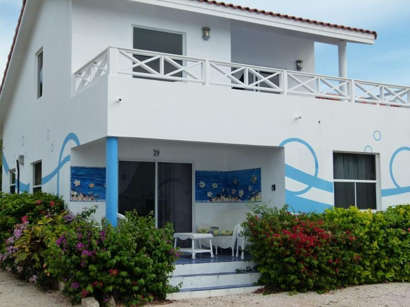 Your home away from home - World Class Diving,Ocean view, 3 brm,2 bath - Westpunt - rentals