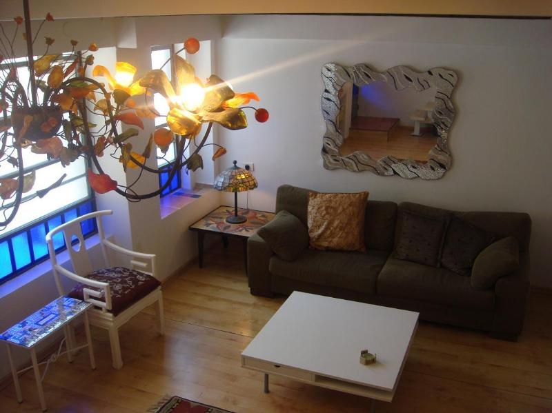 An arty duplex in the coolest part of tel aviv - Image 1 - Tel Aviv - rentals