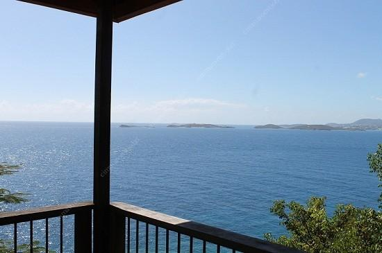 Incredible ocean views in a very private location await you at SeaScape - Seascape Villa - Chocolate Hole - rentals