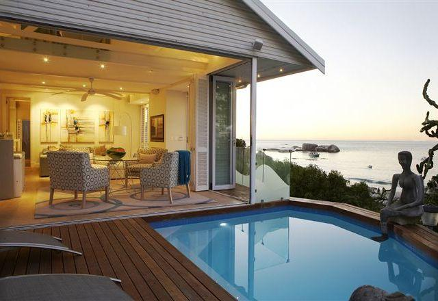 Bungalow on Clifton 4th beach with pool & jacuzzi - Image 1 - Clifton - rentals