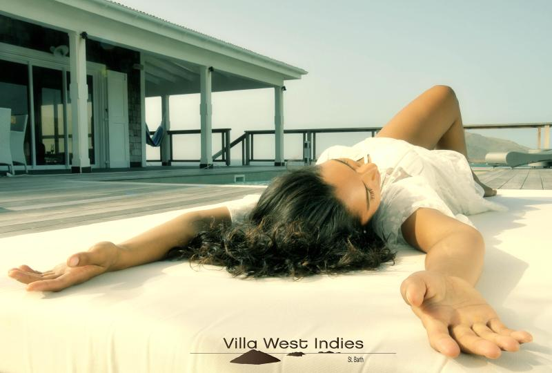 Creole and modern villa...Where the hammocks meets a contemporary furnishing - Villa West Indies - A St Barth's lifestyle... - Flamands - rentals