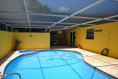 Pool Area - Gorgeous House in Merritt Island - Merritt Island - rentals
