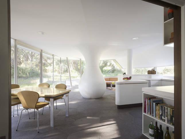 The airy living space - Cape Schanck House - Cape Schanck - rentals