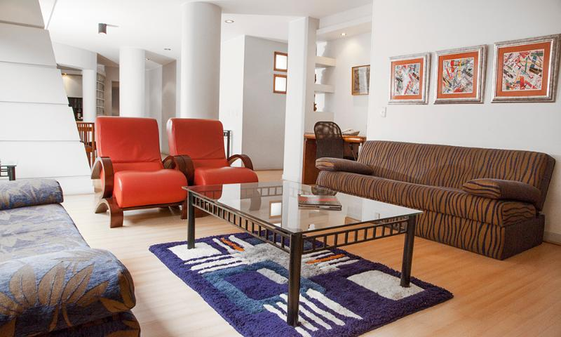 2 Bedroom Apartment in Parque 93 - Image 1 - Bogota - rentals