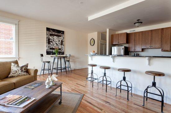 Park St Flat - blocks from Downtown Mall - Image 1 - Charlottesville - rentals